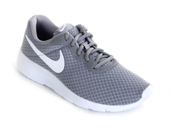 Кроссовки детские Nike Tanjun серые