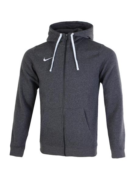 Толстовка мужская Nike HOODIE FZ FLC TM CLUB19