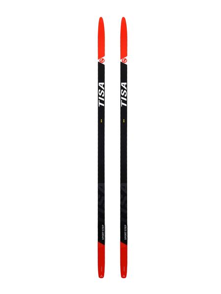 Лыжи беговые Tisa Sport Step red
