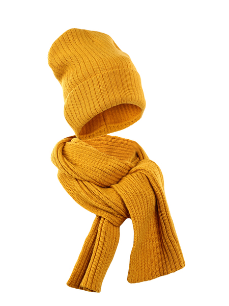 Комплект шапка+шарф Вена Ойкю AS4