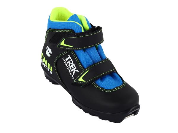 Ботинки лыжные детские TREK Snowrock1 NNN