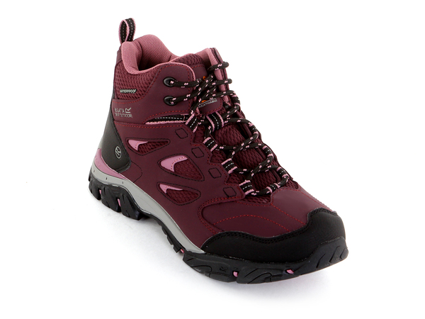 Ботинки утепленные женские Regatta Holcombe IEP Mid
