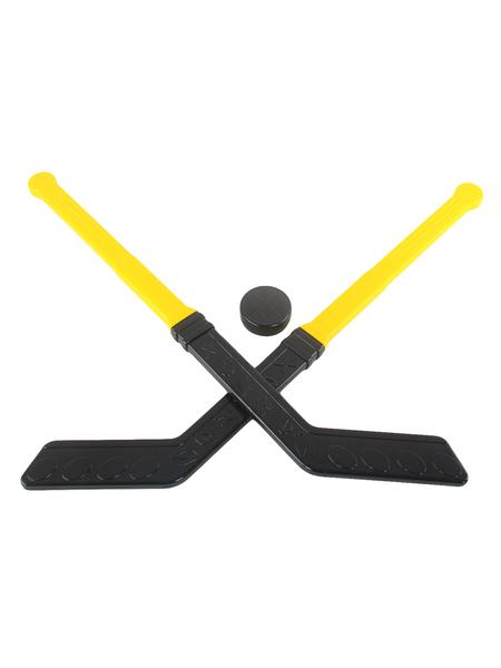 Набор хоккейный У886 (две клюшки и шайба)