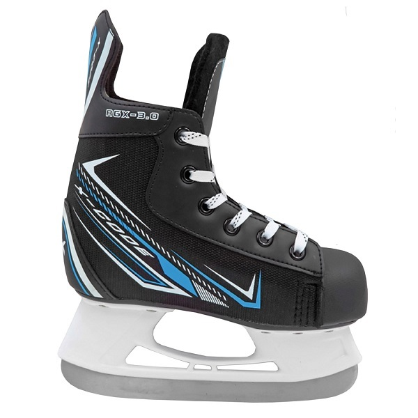 Коньки хоккейные RGX-3.0 Blue детские