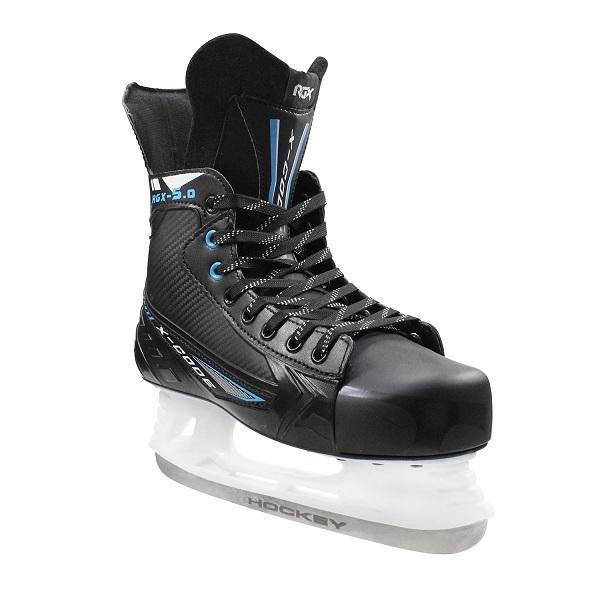 Коньки хоккейные RGX-5.0 Blue