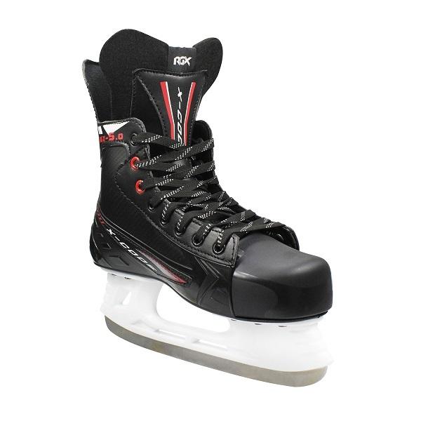Коньки хоккейные RGX-5.0 Red
