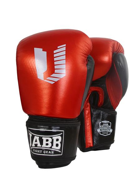 Перчатки боксерские Jabb JE-4075/US Craft красный