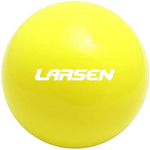 Мяч Larsen PVC Yellow 23 cm