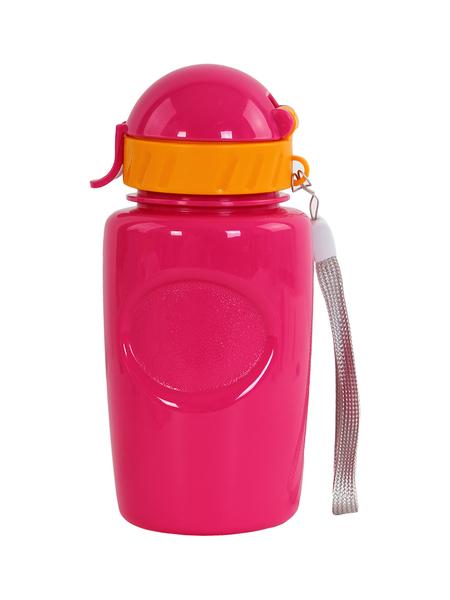 """Бутылка для воды """"LIFESTYLE"""" со шнурком, 350 ml"""