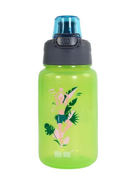 "Бутылка для воды с автоматической кнопкой, ""Hand free bottle"" 500 ml"