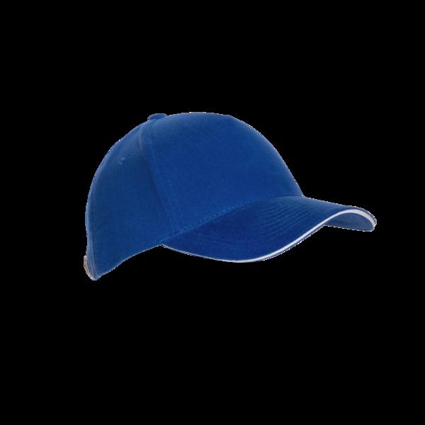 Бейсболка (кепка) 11K_16  StanSpecial Синий