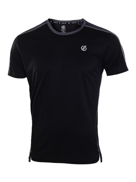 Футболка мужская Discernible Tee DMT559 06N черная