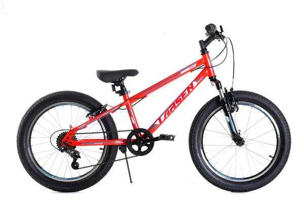 """Велосипед горный Larsen Buggy 20"""" красный/синий"""