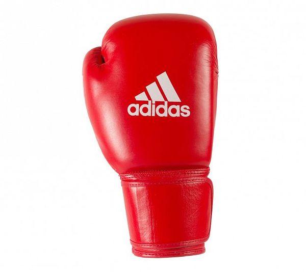 Перчатки боксерские Adidas Aiba G1 12oz красные