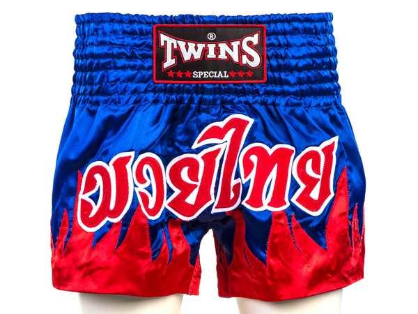 Шорты для бокса Twins TBS-22 синие