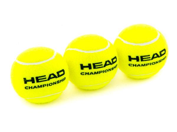 Мячи теннисные Head Championship