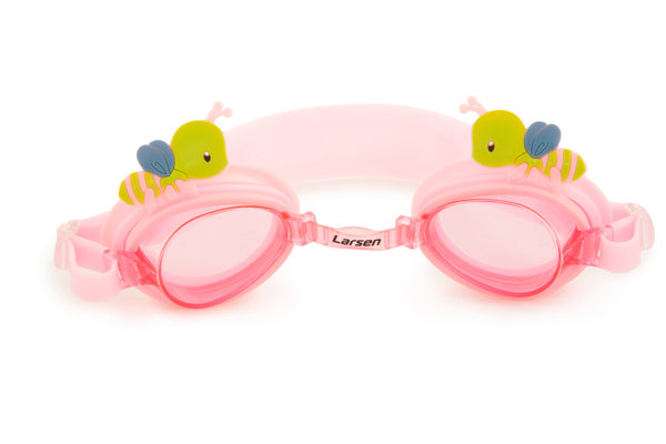 Очки для плавания детские Larsen DR30