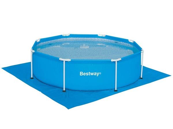 Покрытие защитное под бассейн Bestway 58000 274х274 см