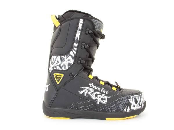Ботинки сноубордические Black Fire 2014-15 Kurt