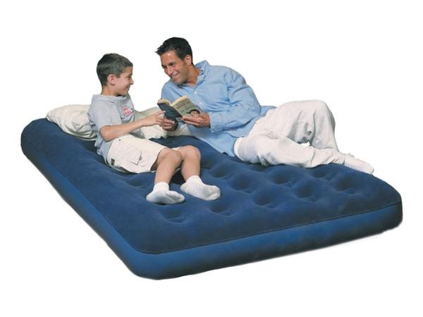 Кровать с эл. насосом Bestway 67287 2-местная флок