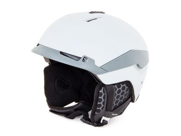 Шлем горнолыжный Salomon Helmet Quest Light Grey