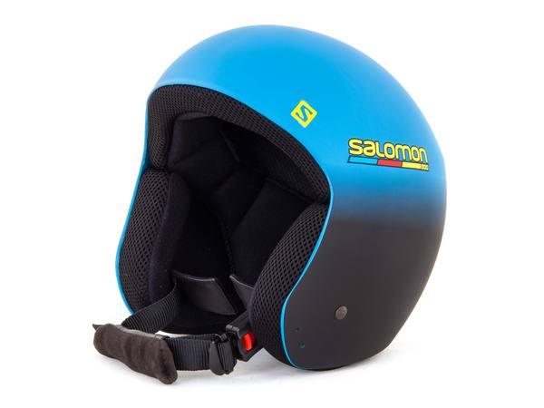 Шлем горнолыжный Salomon Helmet X Race Slab Blue/Black