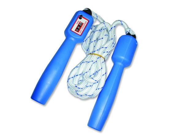 Скакалка Start Up JR-11 со счетчиком синяя