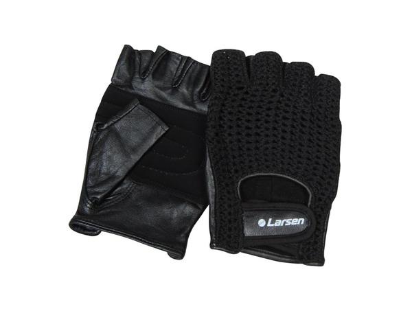 Перчатки тяжелоатлетические Larsen NT503