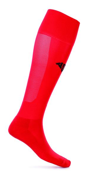 Гетры футбольные AS4 красные