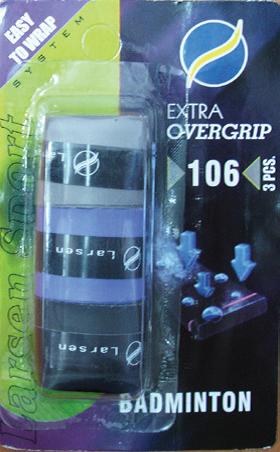 Овергрип для бадминтона Larsen 106