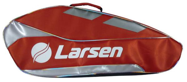Сумка для ракеток Larsen WB020D красная
