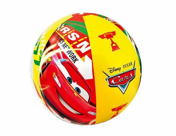 Мяч надувной Intex (3+)  58053 Тачки 61см