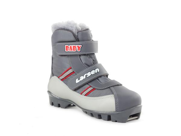 Ботинки лыжные детские Larsen Baby