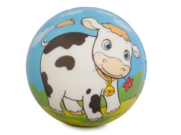 Мяч полиуретановый с рисунком Larsen PU-3 (10 см)