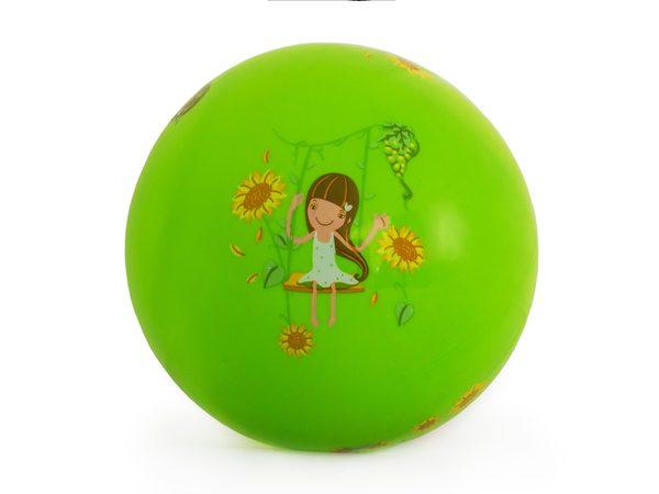 Мяч силиконовый Larsen Девочка GSS-5 (23 см)