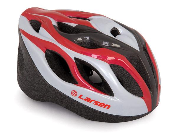 Шлем роликовый раздвижной Larsen H3BW