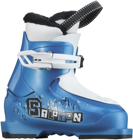 Ботинки горнолыжные Salomon T1 Process blue/white