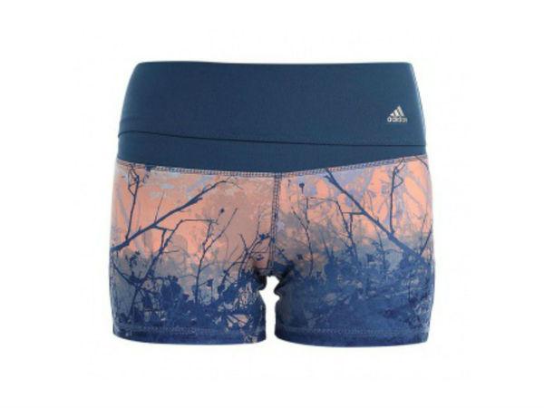 Шорты Adidas Yogi Short Aop