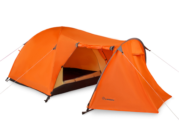 Палатка трехместная Larsen Nevada Plus