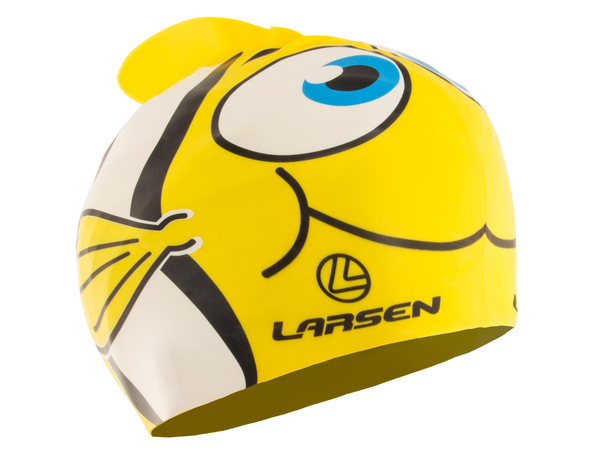 Шапочка плавательная детская Larsen Submarine LSC10