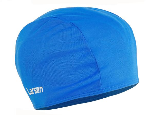 Шапочка плавательная детская Larsen 3220D синяя
