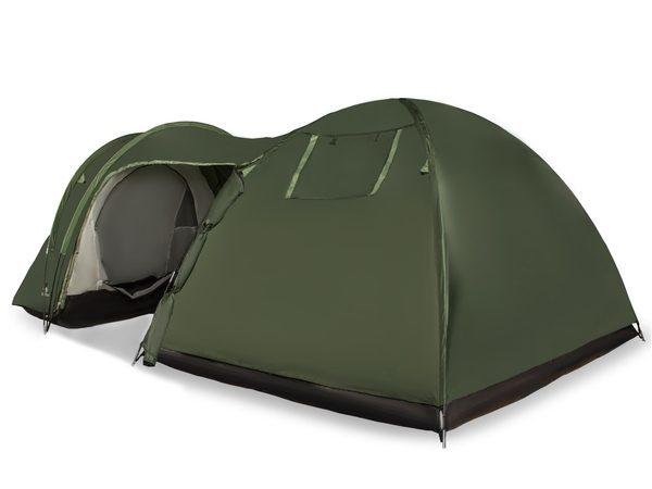 Палатка шестиместная Greenwood Den 6 двухкомнатная