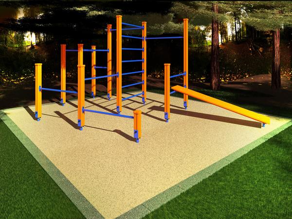 Спортивный комплекс Start Line Fitness № 1 7001