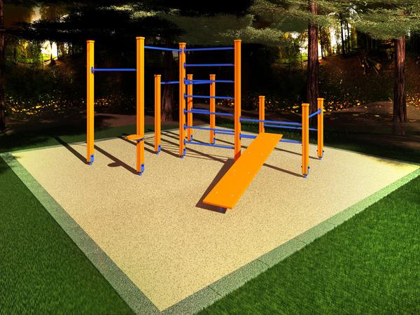Спортивный комплекс Start Line Fitness № 2 7002