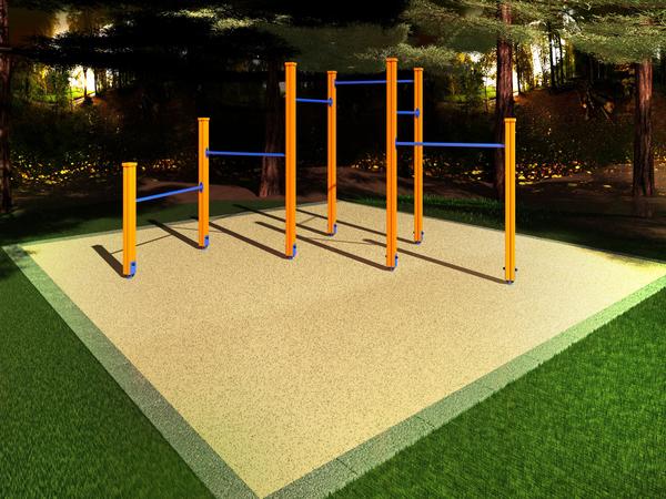 Спортивный комплекс Start Line Fitness № 5 7005