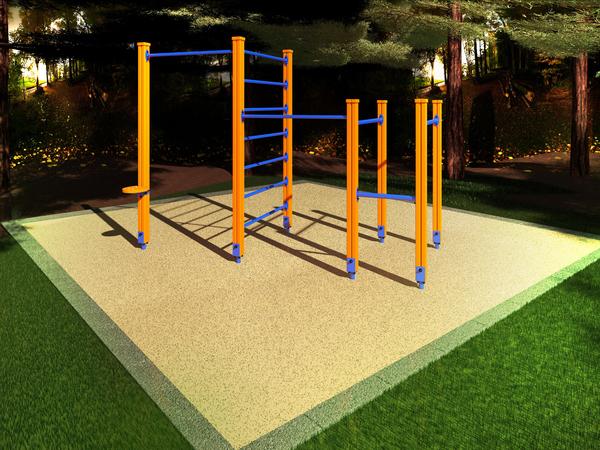 Спортивный комплекс Start Line Fitness №10 7010