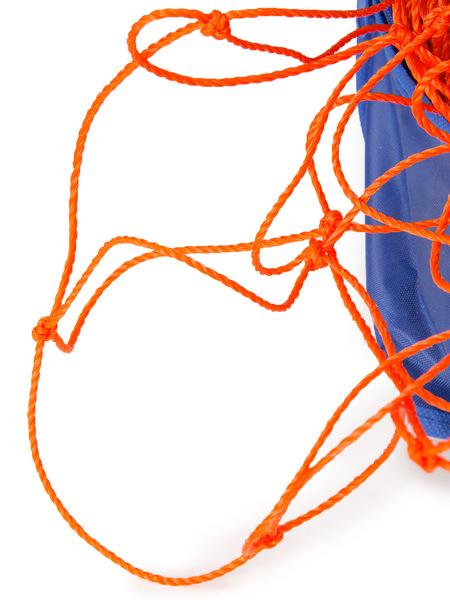 Сетка Start Up для футбольных ворот оранжевая