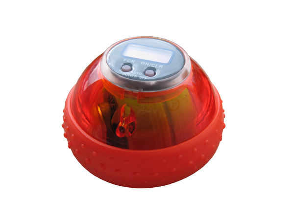 Эспандер кистевой гироскопический Powerball со счетчиком и подсветкой