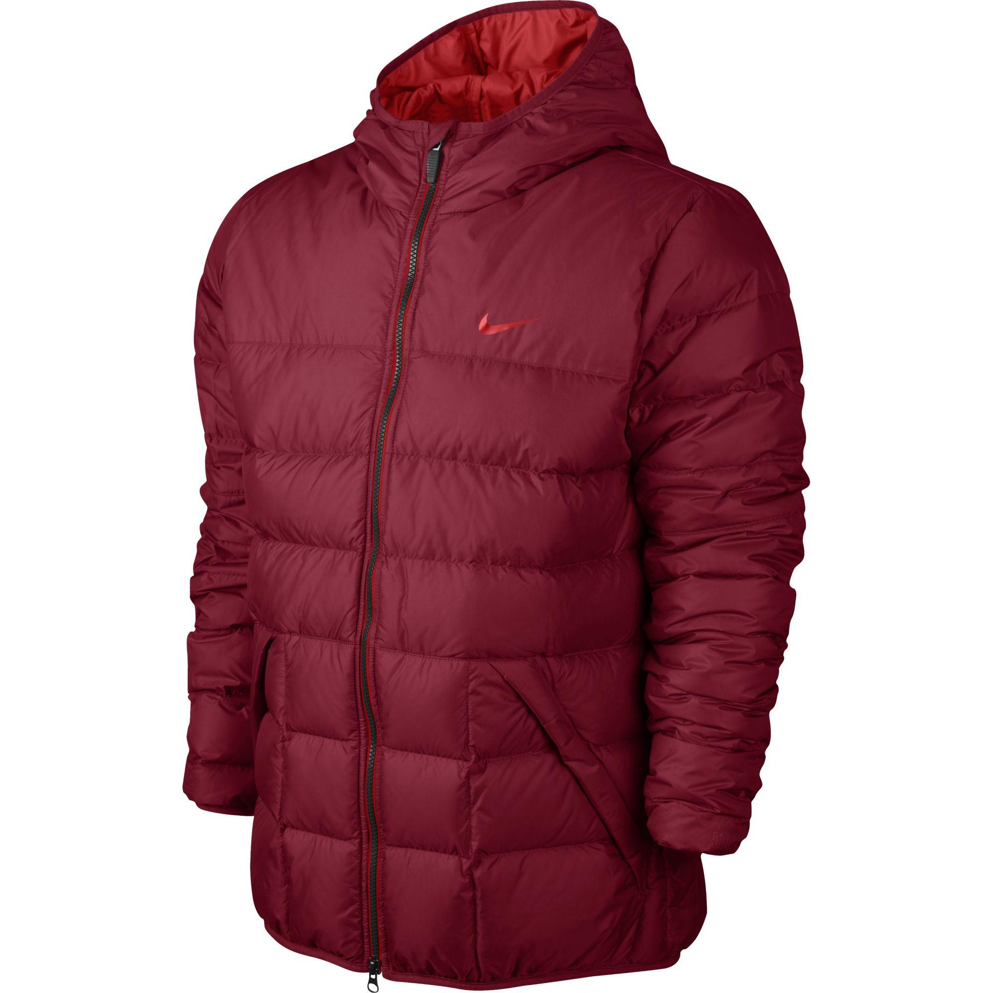 c6bb9e4d Куртка пуховая мужская Nike Alnce 550 - Сеть спортивных магазинов ...