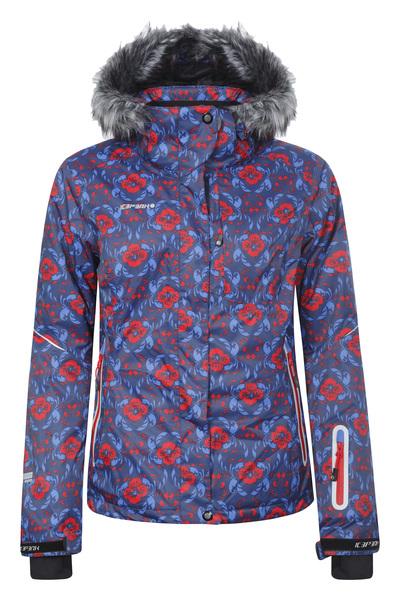 Куртка горнолыжная женская Icepeak фиолетовая